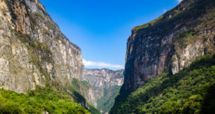 Sumidero Canyon Nationalpark